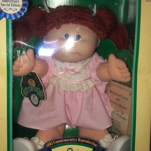 Other - RARE CABBAGE PATCH